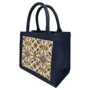 "Lightly Used Blue Capri Watch ""I'm the Capri Bag"""